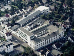 VALOGIS Immobilien AG, Immobilienmakler in Solingen, vermarktet Flächen im Gewerbepark Solingen-Wald