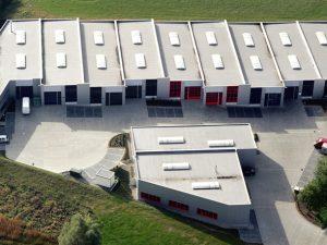 VALOGIS Immobilien AG, Immobilienmakler in Solingen, verkaufte für einen lokalen Immobilien-Entwickler aus Solingen den Gewerbepark Lindgesfeld in Solingen-Gräfrath