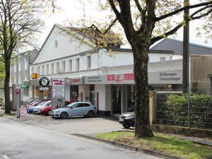 VALOGIS Immobilien AG, Immobilienmakler in Solingen, verkaufte eine Gewerbeimmobilie in Solingen-Mitte. In dem Gebäude befindet sich ein Autohaus, ein Fitnesstudio sowie ein Netto Supermarkt