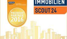 VALOGIS Immobilien AG in Solingen ist zum Immobilienscout24 Premium Partner ausgezeichnet worden