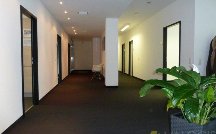 Ansicht Büro 1